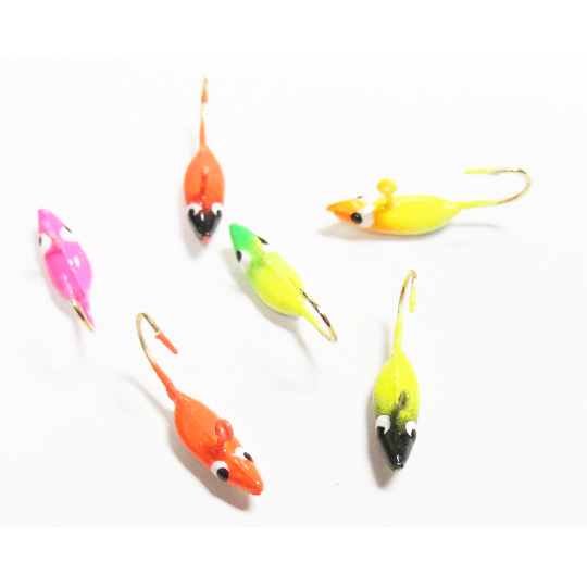 Tetr Totr Jig Pack - Size 12