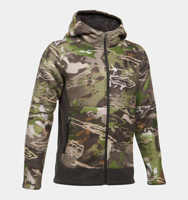 Under Armour Youth Mid Season Hoodie
