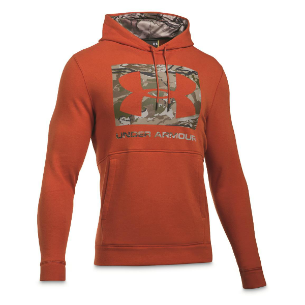 Under Armour Camo Fill Hoodie DISCONTINUED