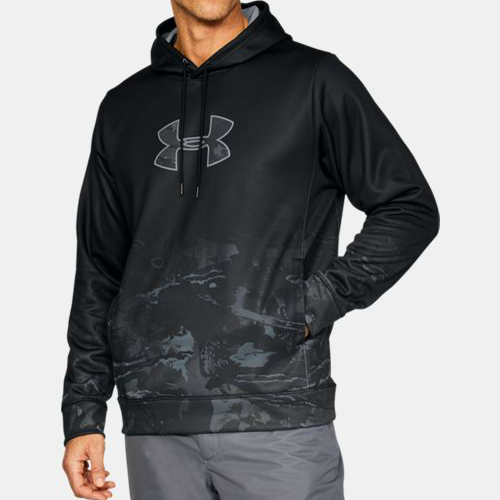 Under Armour Faded Caliber Hoodie