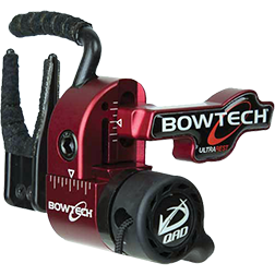 QAD Bowtech Ultra Rest - Red