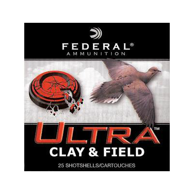 Federal Ultra Clay & Field 12 Ga 2 3/4