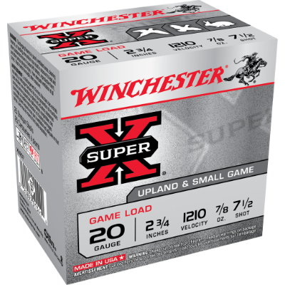 Winchester Super-X Game Load 20 ga 2 3/4