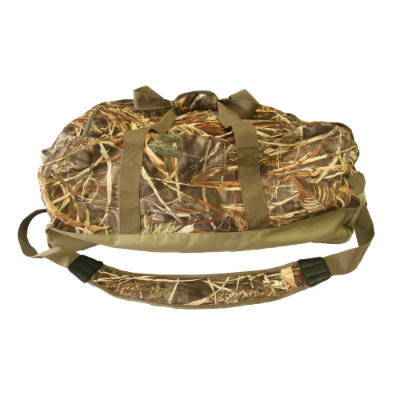 Wildfowler Hunting Duffle Bag - Wildgrass Camo