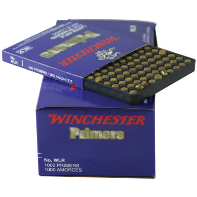 Winchester Rifle Primers = IN STORE PURCHASES ONLY