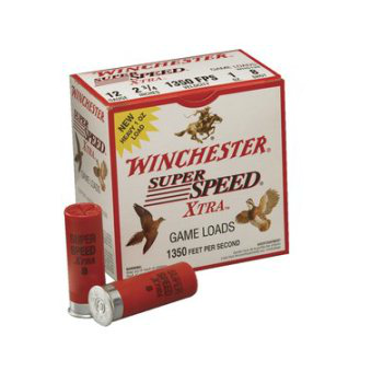 Winchester Super Speed Xtra 12 ga - 2 3/4