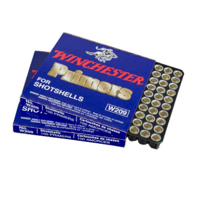 Winchester Shotshell Primers - #209