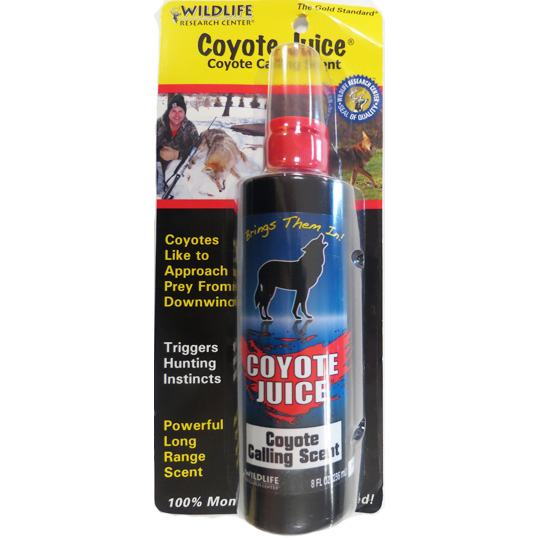 COYOTE JUICE - 8 OZ