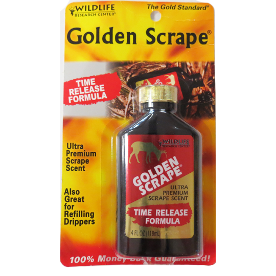 GOLDEN SCRAPE - WILDLIFE RESEARCH CENTER