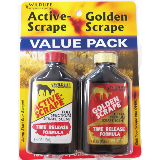 Active Scrape & Golden Scrape - Wildlife Research Center OUT OF STOCK