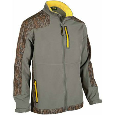 Yukon Gear Men's Windproof Soft Shell Jacket **DISCONTINUED**