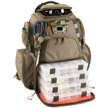 Wild River Nomad Lighted Backpack