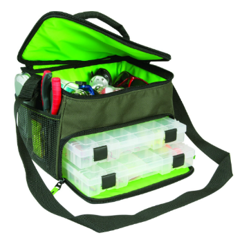 WILD RIVER MULTI-TACKLE DUAL COMPARTMENT BAG - 2 SIZES