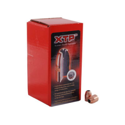 Hornady XTP Bullets 40 S&W-10MM 155 Gr Jacketed Hollow Point