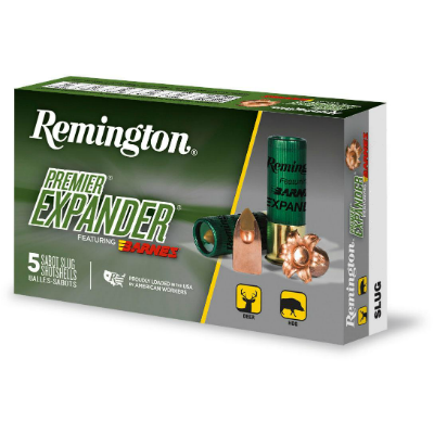 Remington Premier Expander Slug 20 Ga 2 3/4