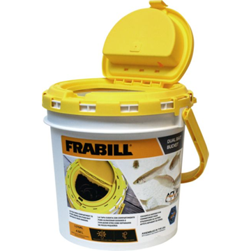 Frabill Insulated Bucket with Built In Aerator