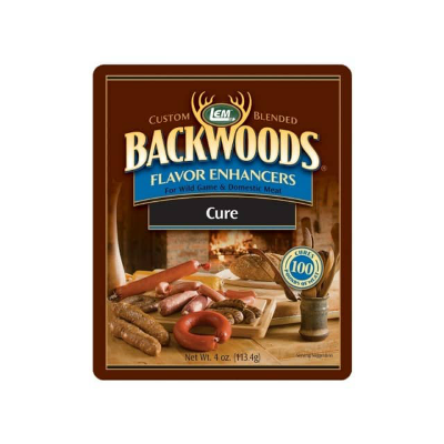LEM Backwoods Cure - 4 oz