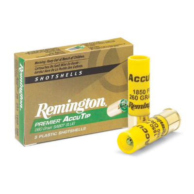 Remington Premier AccuTip Sabot Slugs 12 ga 2 3/4