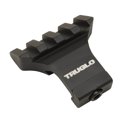 TruGlo Offset Rail Mount 45° Picatinny Adapter